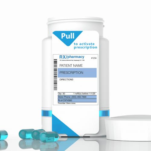 AdhereTech Smart Pill Bottle