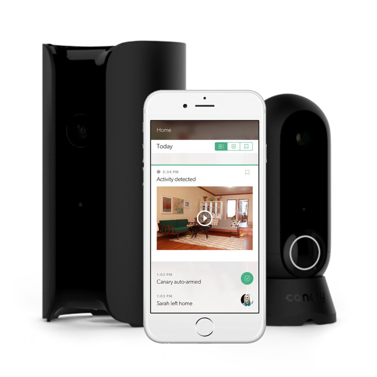 Canary Connect IoT Home Security