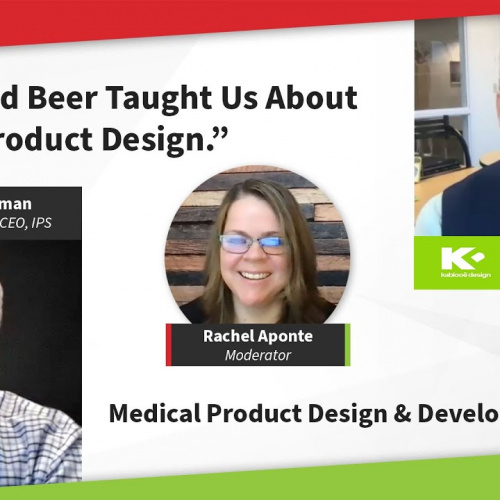 Cold Beer Medical Device Development