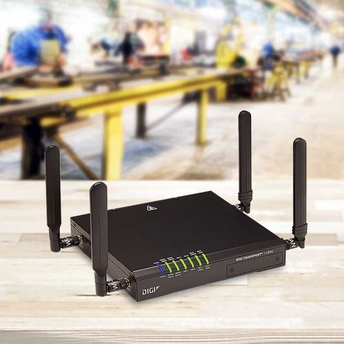 Digi Transport ® LR54 Router