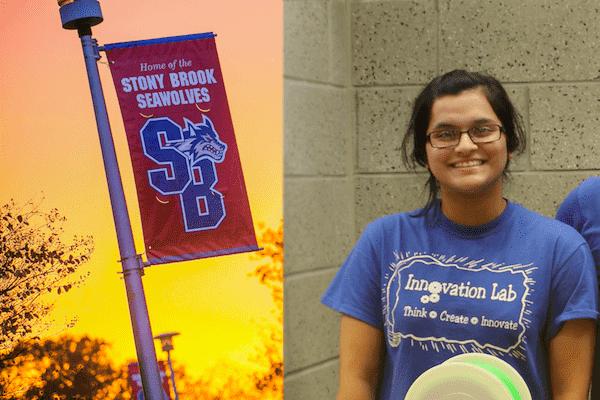 Stony Brook University Student Allisha Parvez Awarded First IPS Scholarship