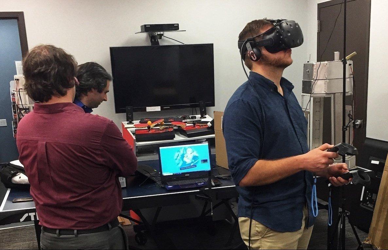 ID VR Testing