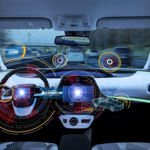 IoT in the Automotive Industry - Connected Cars