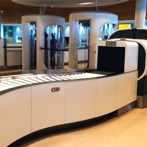 L3 Airport Security Full Body Scanner