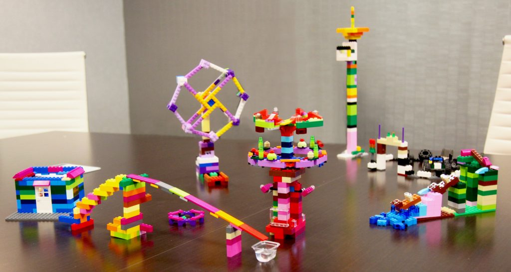 Build With Us: IPS' LEGO Hackathon