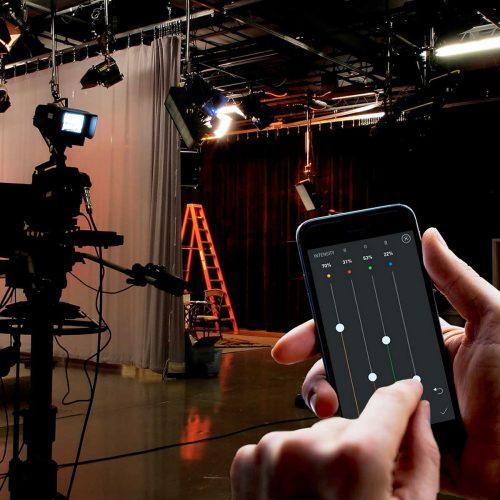 Lighticians Juicer App - Lighticians IoT smart Lighting