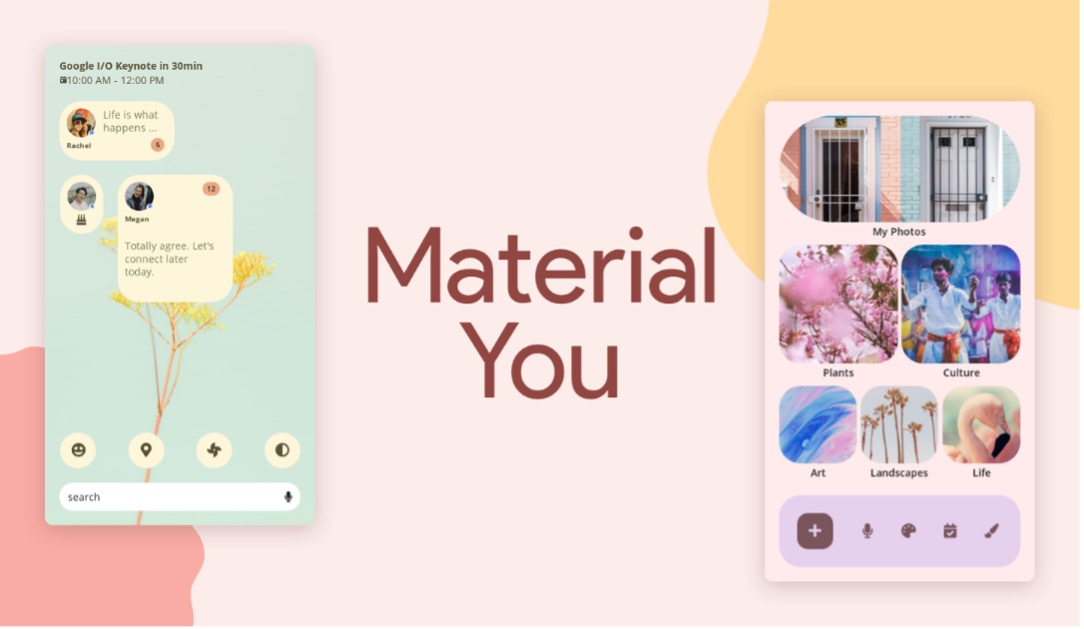 Material You Android 12 Material Design