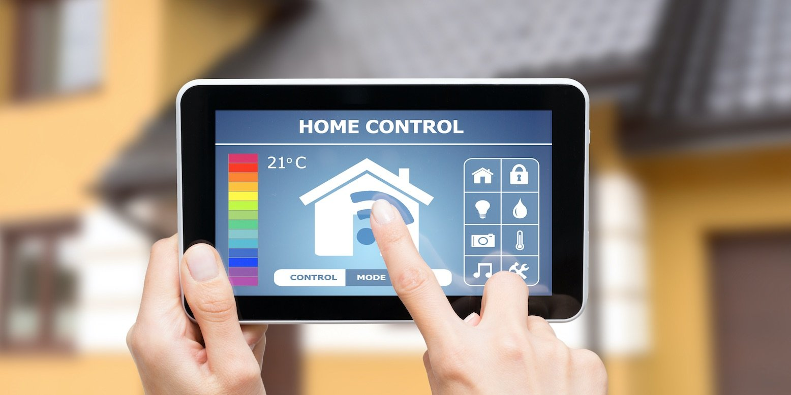 IoT Smart Home Automation Control System