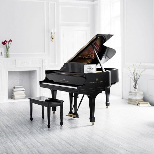 Steinway Spirio | r High Resolution Piano