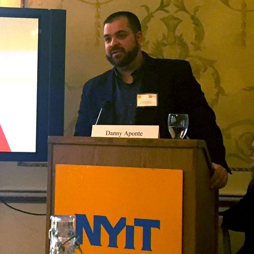 Trends in Global Privacy Laws seminar at NYIT's De Seversky Mansion