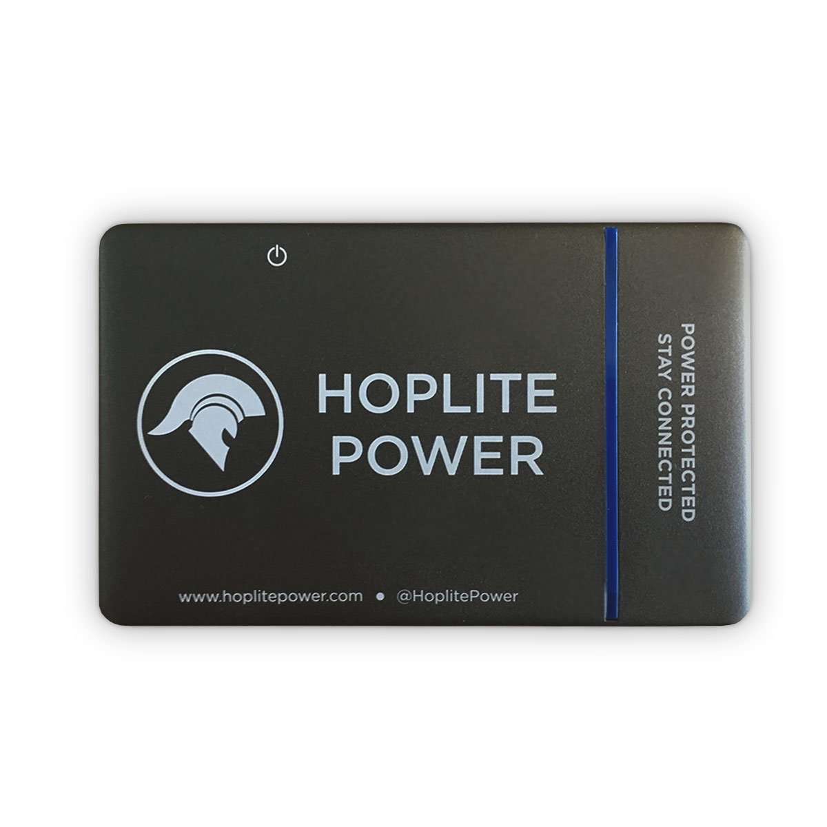 Hoplite Power Mobile Charger Kiosk
